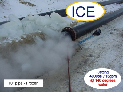 Ice Services | Jetter Clean