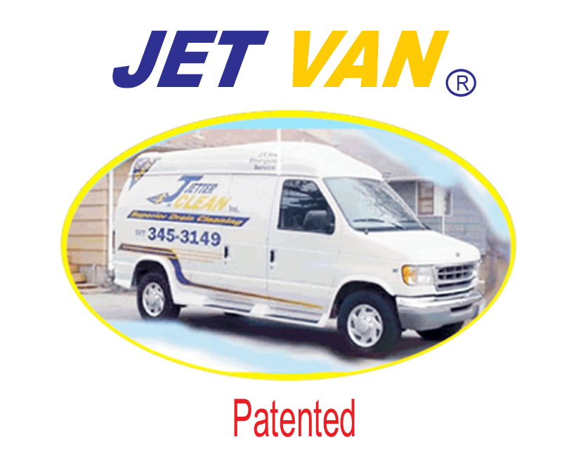 Patented Jet Van
