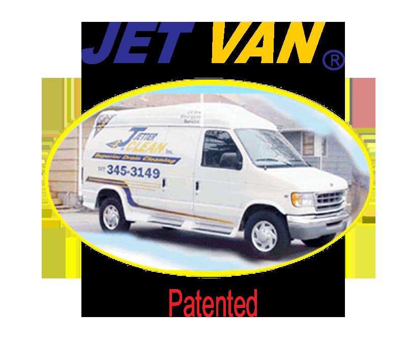 Patented Jet Van